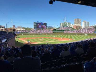 Wrigley Field, section: 224, row: 9, seat: 111
