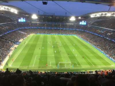 Etihad Stadium (Manchester) section 316