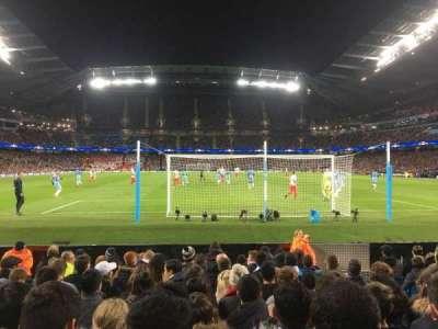 Etihad Stadium (Manchester), section: 137, row: G, seat: 1029