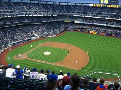 Citi Field section 506