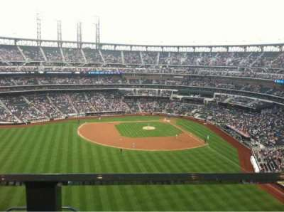 Citi Field section 536
