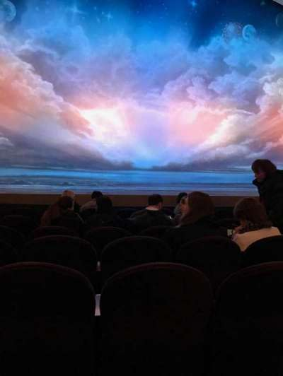 Eugene O'Neill Theatre, section: Orchestra, row: G, seat: 112