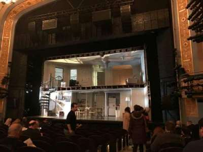 Gerald Schoenfeld Theatre, section: Orchestra, row: M, seat: 2