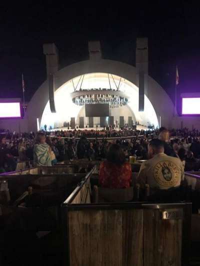 Hollywood Bowl, section: Terrace 3, row: 1838, seat: 1-2