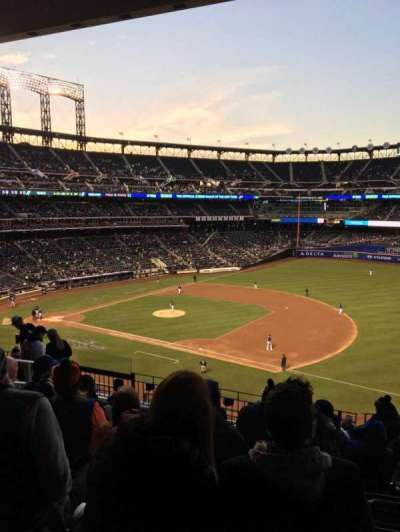 Citi Field, section: 309, row: 8, seat: 8