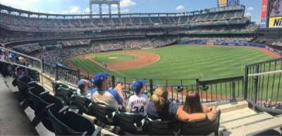 Citi Field, section: 306, row: 3, seat: 5
