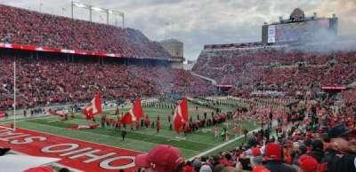 Ohio Stadium section 9A