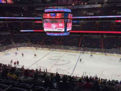 Verizon Center section 201