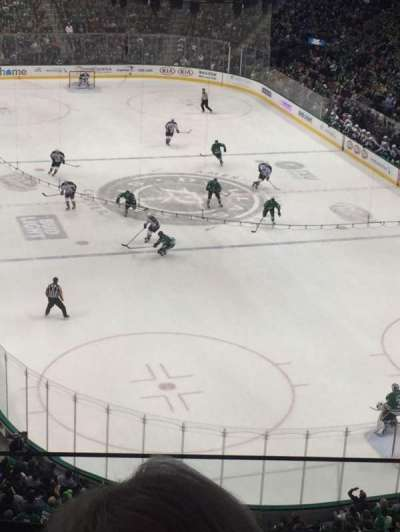 American Airlines Center, section: 303, row: BB, seat: 7