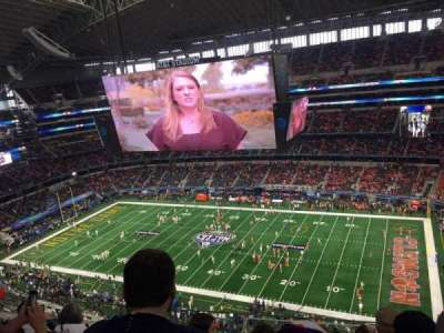 AT&T Stadium section 439