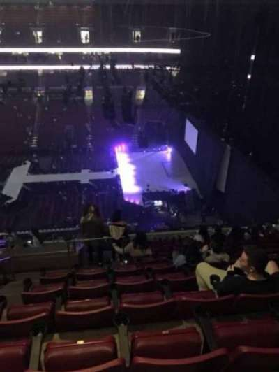Wells Fargo Center, section: 214, row: 13, seat: 2