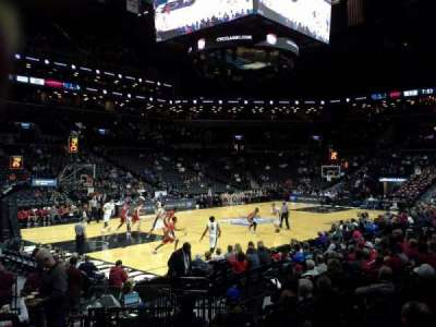Barclays Center, section: 28, row: 10, seat: 7