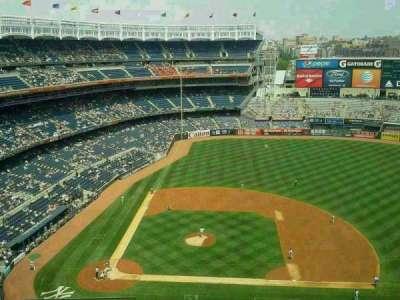 Yankee Stadium, section: 416, row: 7, seat: 23