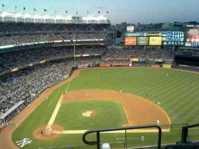 Yankee Stadium section 417
