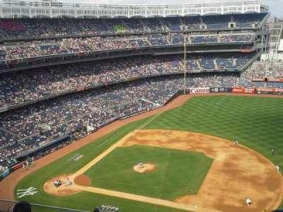 Yankee Stadium, section: 415, row: 5, seat: 1