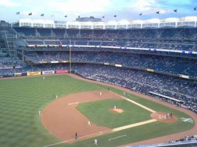 Yankee Stadium section 427