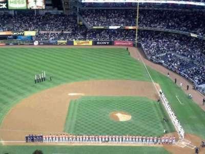 Yankee Stadium, section: 424, row: 7, seat: 1