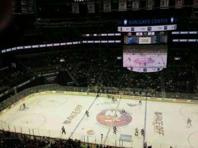 Barclays Center section 223