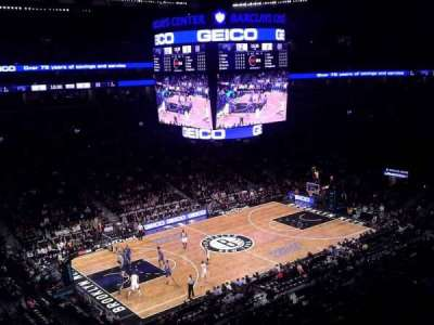 Barclays Center section 228