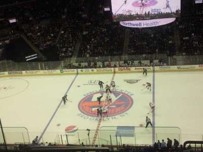 Barclays Center, section: 223, row: 8, seat: 24