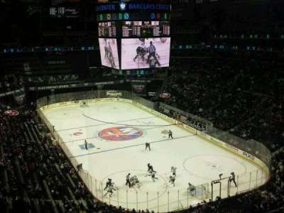 Barclays Center section 218