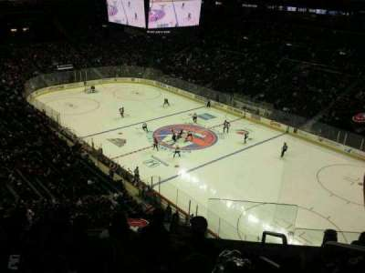 Barclays Center, section: 204, row: 6, seat: 1