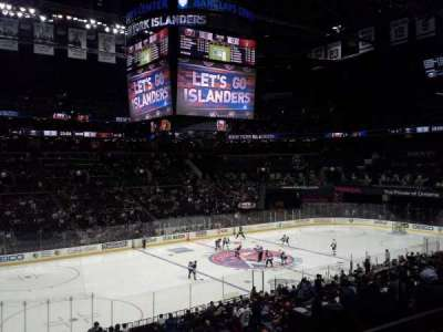 Barclays Center, section: 111, row: 7, seat: 1