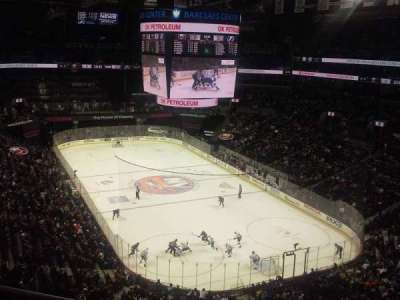 Barclays Center, section: 219, row: 4, seat: 14