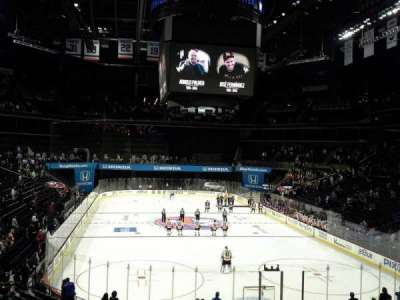 Barclays Center, section: 117, row: 5, seat: 1