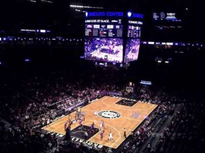Barclays Center section 230