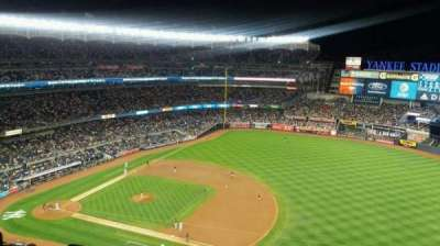 Yankee Stadium section 413
