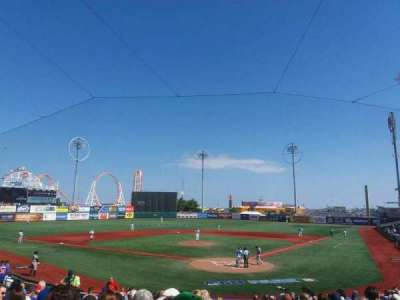 MCU Park, section: 3, row: T, seat: 1