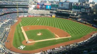 Yankee Stadium, section: 419, row: 1, seat: 1