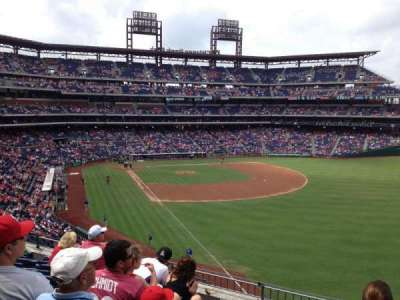Citizens Bank Park, section: 207, row: 6, seat: 9