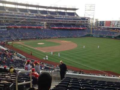 Nationals Park section 229