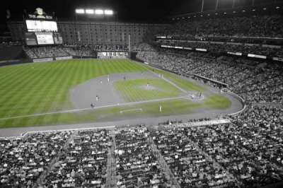 Oriole Park at Camden Yards section 356