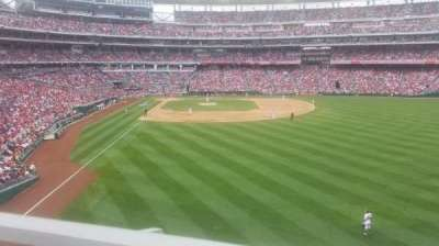Nationals Park, section: 238, row: A, seat: 22