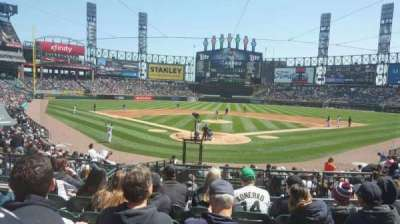 U.S. Cellular Field section 132