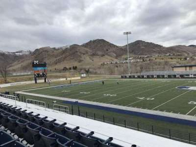 Marv Kay Stadium, section: 103, row: N, seat: 26