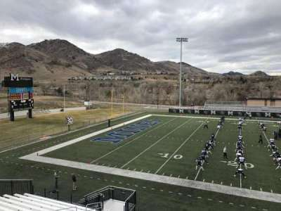 Marv Kay Stadium, section: 205, row: R, seat: 12