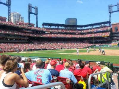 Busch Stadium section 141D