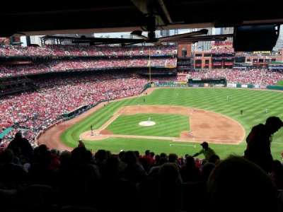 Busch Stadium section 244
