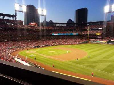 Busch Stadium section 239
