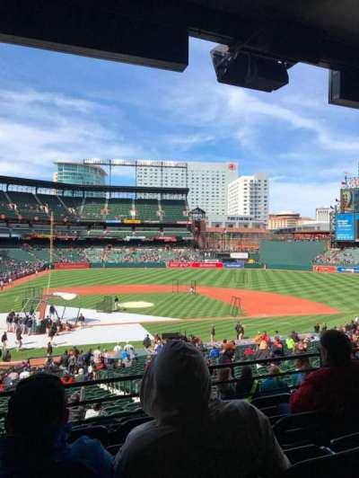 Oriole Park at Camden Yards, section: 27, row: 5, seat: 11
