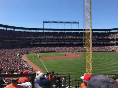 Oriole Park at Camden Yards section 1