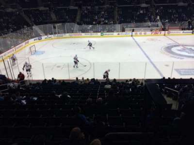 MTS Centre, section: 207, row: 2, seat: 10