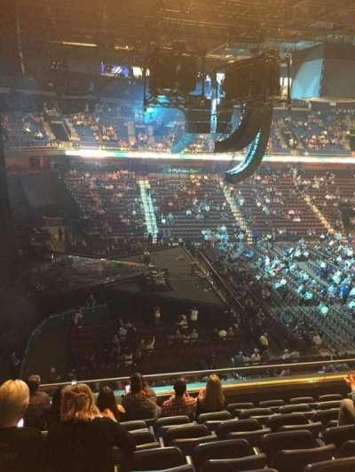 Mohegan Sun Arena, section: 119, row: G, seat: 11