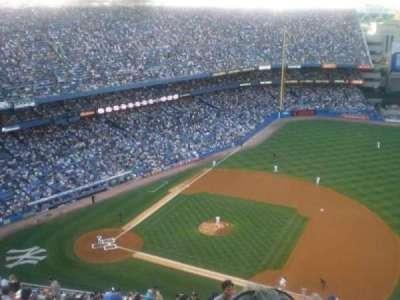 Old Yankee Stadium section Tier 15
