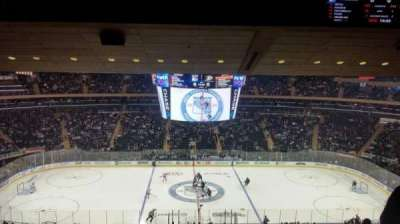 Madison Square Garden section 224