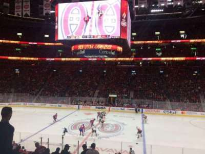 Centre Bell section 112